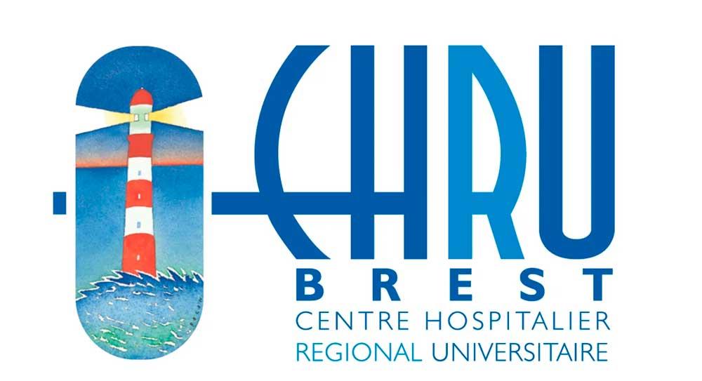 Logo du CHRU de Brest