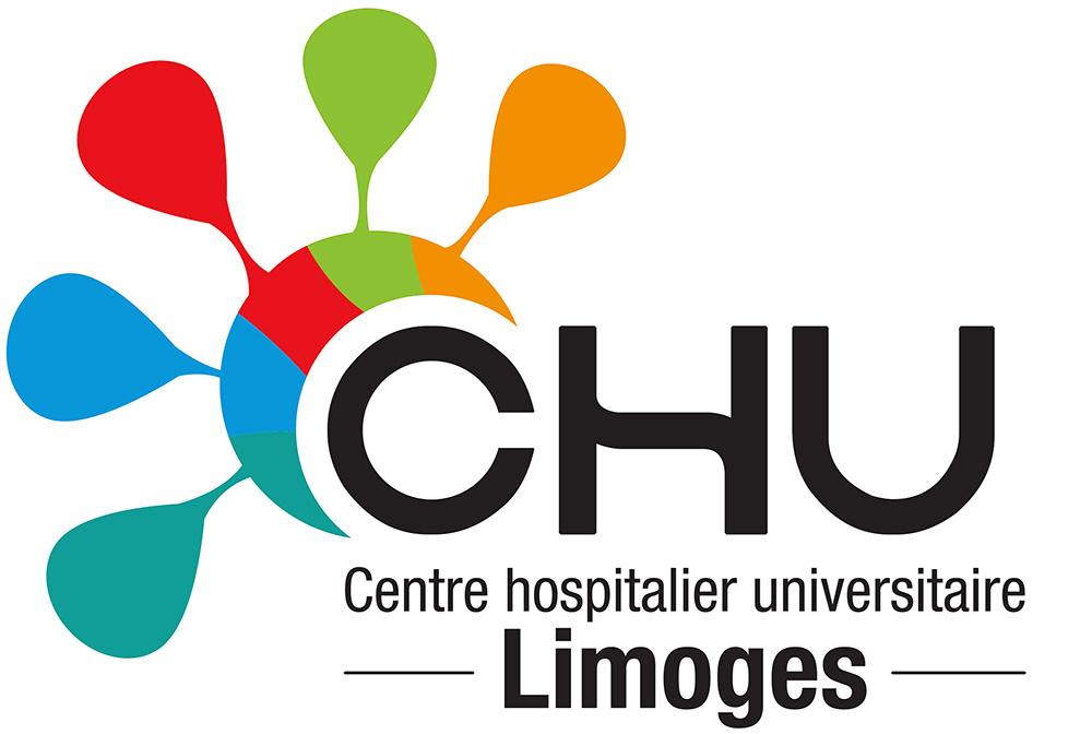 Logo du CHU de Limoges